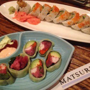 Sushi - Matsuri, Coral Gables / (@nicomaslo)